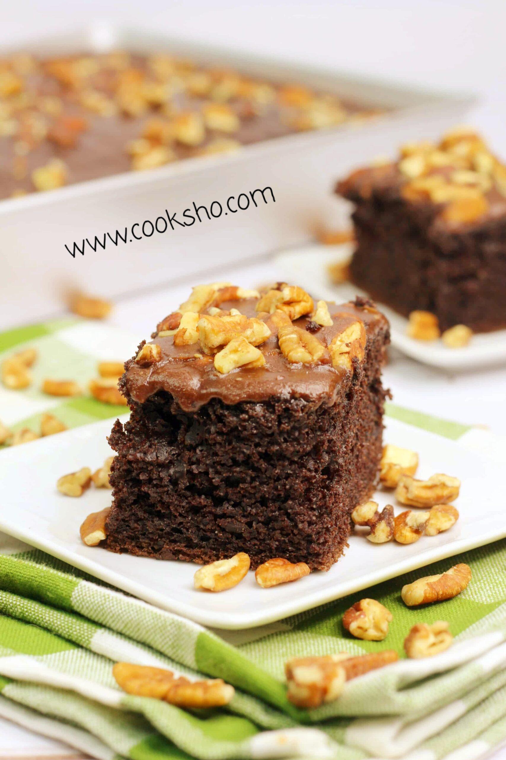پرطرفدار ترین طرز تهیه کیک خیس ترکیه ای
