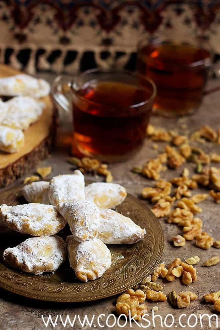 قطاب شیرین عید نوروز مخصوص استان یزد