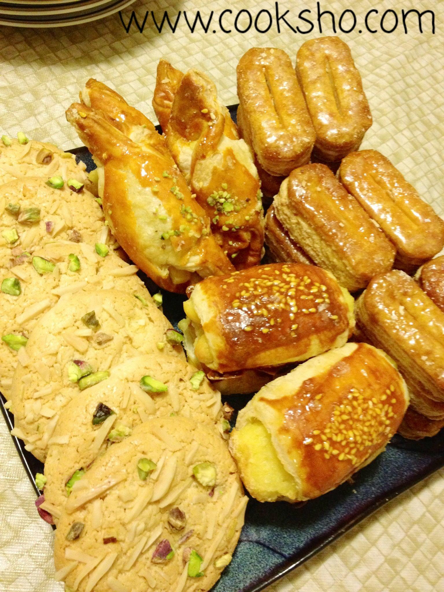نکات مهم و کلی تهیه انواع شیرینی عید نوروز