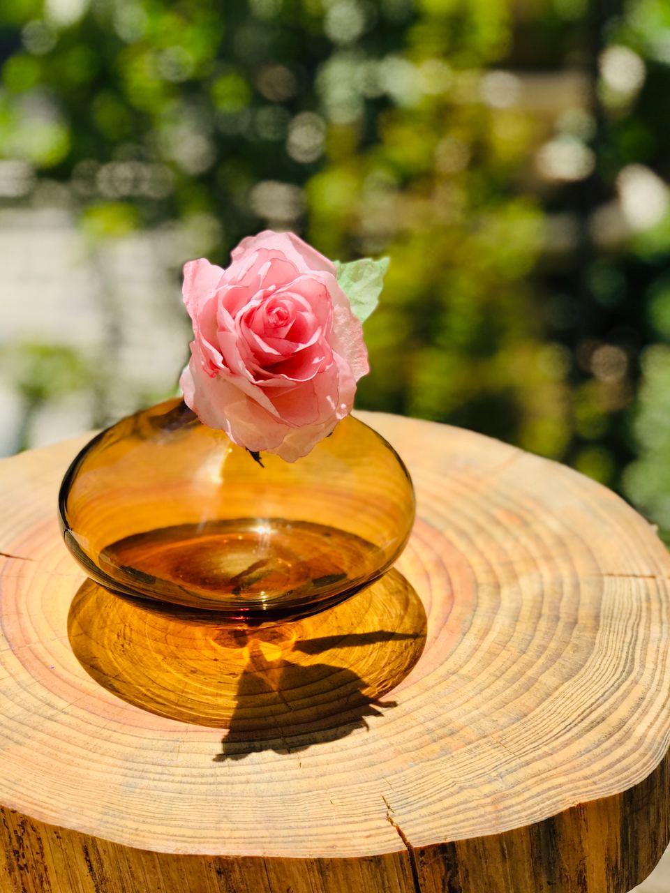 گل های ویفر پیپر