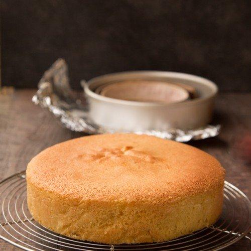 کیک اسفنجی دسر