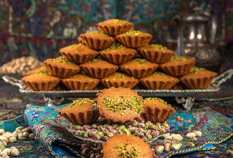 رسپی کیک یزدی